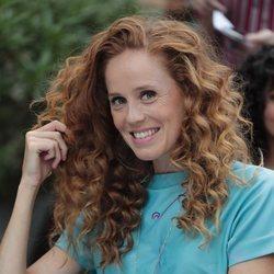 María Castro en la presentación de la nueva temporada de 'Amar es para siempre'