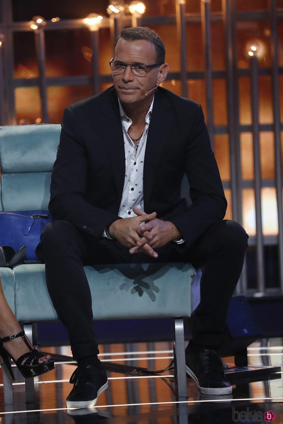 Carlos Lozano durante la segunda gala de 'Gran Hermano VIP 6'