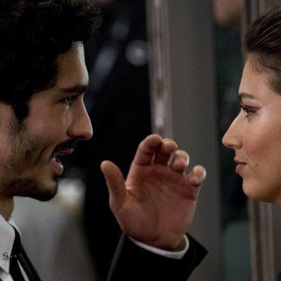 Chino Darín y Úrsula Corberó, muy cómplice en el Festival de Cine de San Sebastián 2018