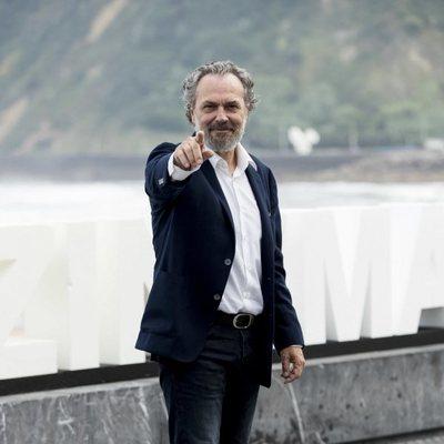 José Coronado en el photocall de 'Vivir sin permiso'