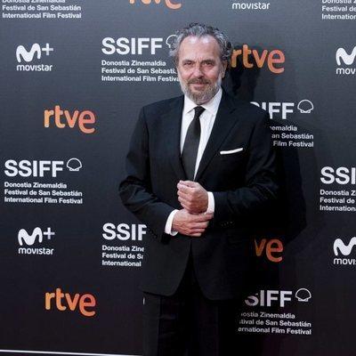José Cornado en el Festival de Cine de San Sebastián de 2018