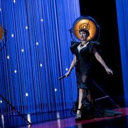 Rossy de Palma en la gala inaugural del Festival de Cine de San Sebastián de 2018