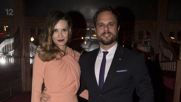 Elena Ballesteros y su marido, Juan Antonio Susarte