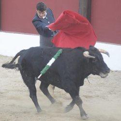 Jesulín de Ubrique durante el Festival Taurino de Casatejada