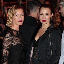 María Esteve y Natalia Verbeke en los premios Chicote 2018