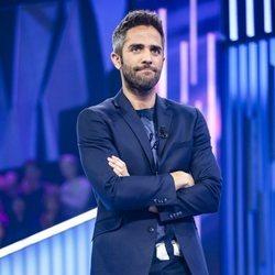 Roberto Leal en la Gala 1 de 'OT 2018'