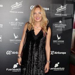 Belén Ro en los premios Chicote 2018