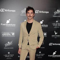 Paco León en los premios Chicote 2018