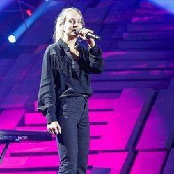 María Villar en la Gala 1 de 'OT 2018'