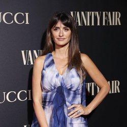 Penélope Cruz en la alfombra de la fiesta de Vanity Fair 2018