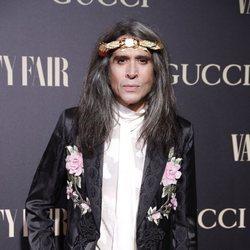 Mario Vaquerizo en la alfombra de la fiesta de Vanity Fair 2018