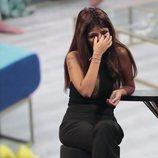 Chabelita Pantoja, desolada en la tercera gala de 'Gran Hermano VIP 6'