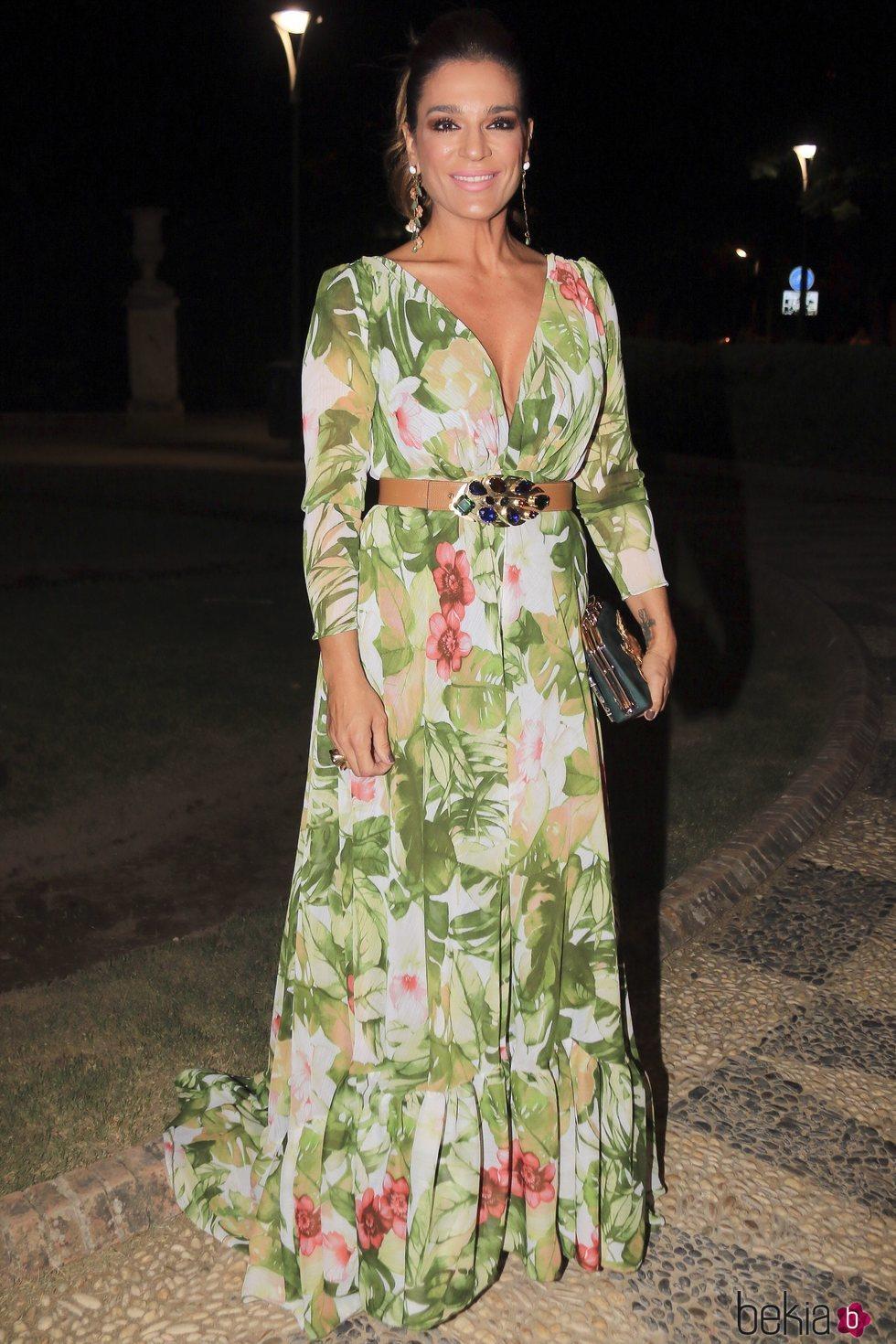 Raquel Bollo en los Premios Escaparate 2018