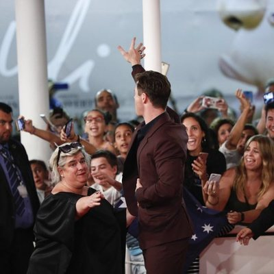Chris Hemsworth es aclamado por los fans en el Festival de San Sebastián 2018