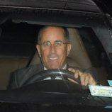 Jerry Seinfeld en la boda de Gwyneth Paltrow y Brad Falchuk