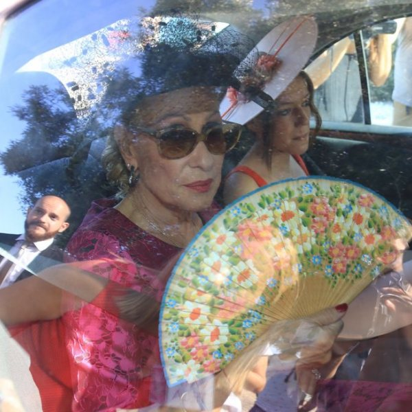 Invitados a la boda de José Ortega Cano y Ana María Aldón