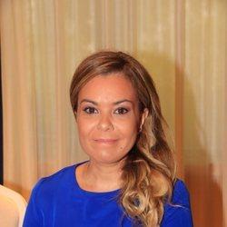 María José Campanario durante la presentación de la Gala por la Fibromialgia
