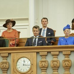 La Familia Real Danesa en la Apertura del Parlamento 2018/2019