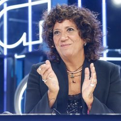 Rosana como miembro del jurado de la Gala 2 de 'OT 2018'