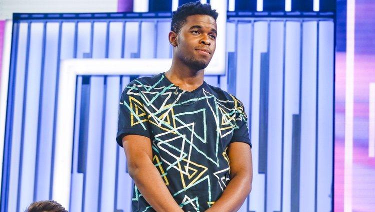 Famous durante la valoración del jurado en la Gala 2 de 'OT 2018'