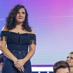 Marta Sango en la Gala 2 de 'OT 2018'
