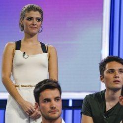 Alba Reche en la Gala 2 de 'OT 2018'