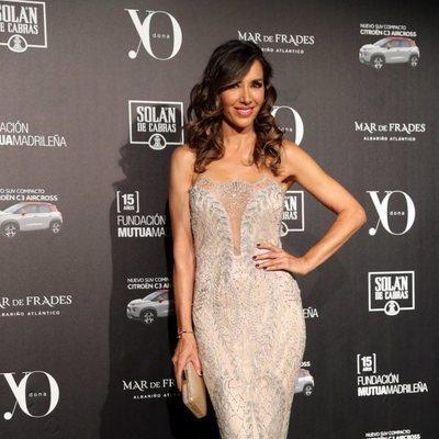 Paloma Lago en la 13ª edición de los premios Yo Dona Internacional