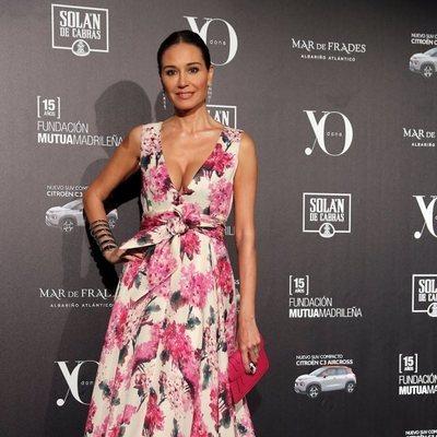 Juncal Rivero en la 13ª edición de los premios Yo Dona Internacional