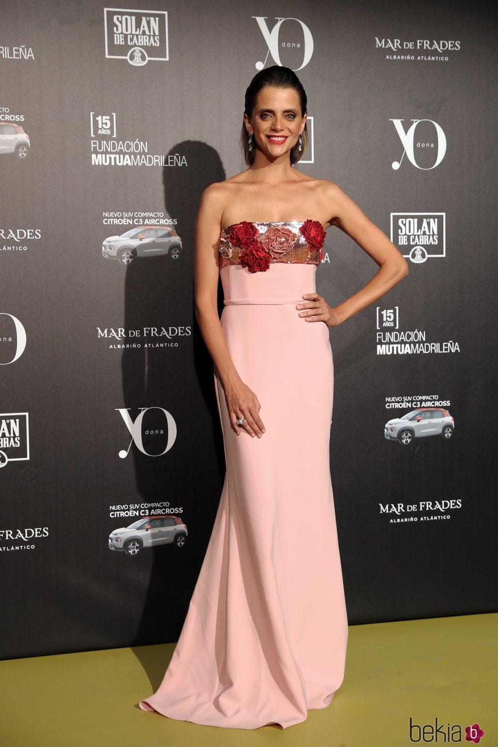 Macarena Gómez en la 13ª edición de los premios Yo Dona Internacional