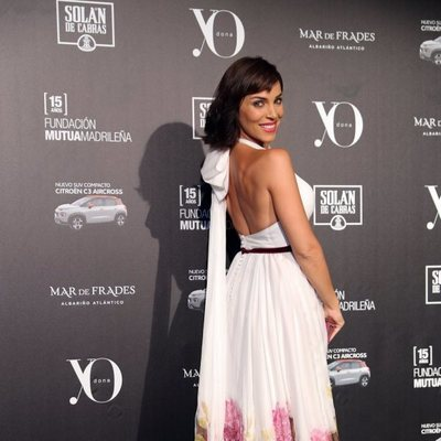 Nerea Garmendia en la 13ª edición de los premios Yo Dona Internacional