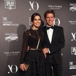 Manuel Díaz 'El Cordobés' y Virginia Troconis en la 13ª edición de los premios Yo Dona Internacional