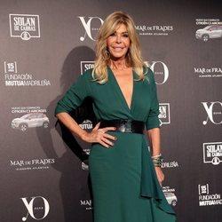 Bibiana Fernández en la 13ª edición de los premios Yo Dona Internacional