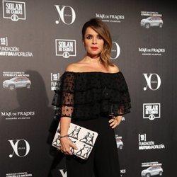 Carme Chaparro en la 13ª edición de los premios Yo Dona Internacional