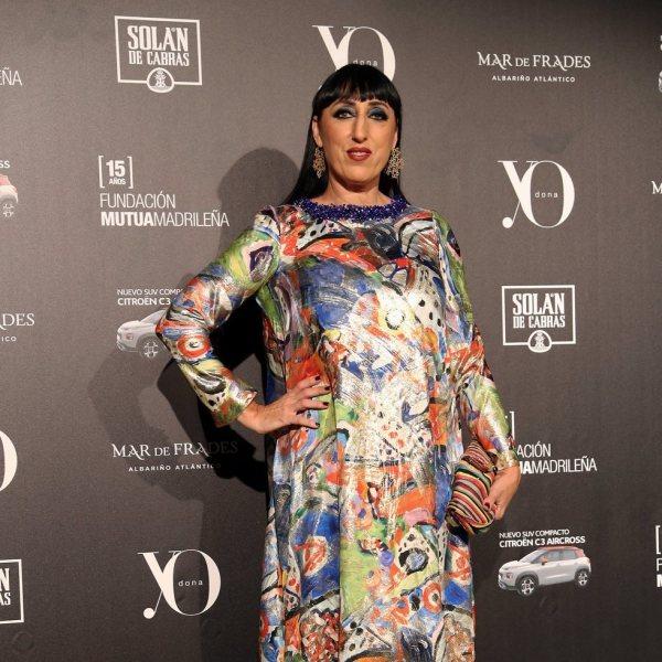 Famosos en la 13ª edición de los premios Yo Dona Internacional