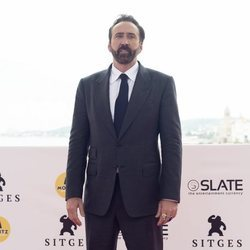 Nicolas Cage en el Festival de Cine Fantástico de Sitges 2018