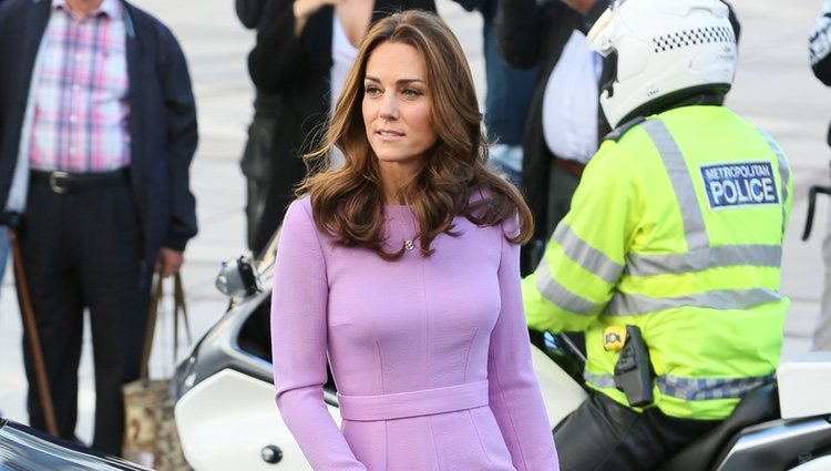 Kate Middleton en el Global Mental Health Summit