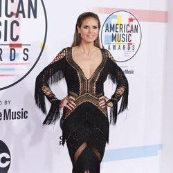 Heidi Klum en los American Music Awards 2018