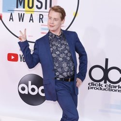 Macaulay Culkin en los American Music Awards 2018