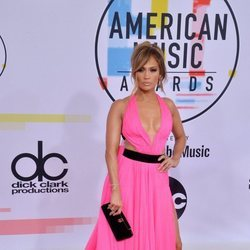 Jennifer Lopez en los American Music Awards 2018