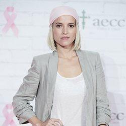 Ana Fernández, embajadora de la lucha contra el cáncer de mama