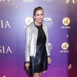 Patricia Cerezo en el estreno del musical 'Anastasia' en Madrid