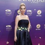 Roser en el estreno del musical 'Anastasia' en Madrid