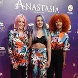'Sweet California' en el estreno del musical 'Anastasia' en Madrid