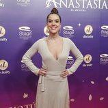 Roko en el estreno del musical 'Anastasia' en Madrid