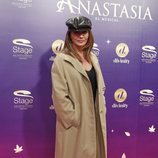 José Toledo en el estreno del musical 'Anastasia' en Madrid