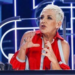 Ana Torroja durante una gala de 'Operación Triunfo 2018'