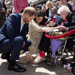 El Príncipe Harry presenta a Meghan Markle a su amiga Daphne Dunne en Sydney