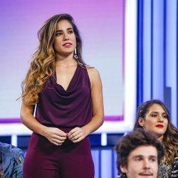 Julia Medina en la Gala 4 de 'OT 2018'