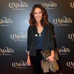 Lydia Bosch en el estreno del musical de 'El médico' en Madrid
