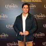 Fran Rivera en el estreno del musical de 'El médico' en Madrid